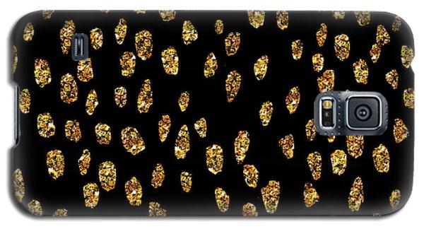 Golden Dots Galaxy S5 Case