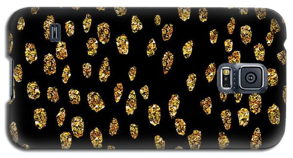 Golden Dots Galaxy S5 Case