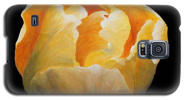 Golden Double Tulip Galaxy S5 Case