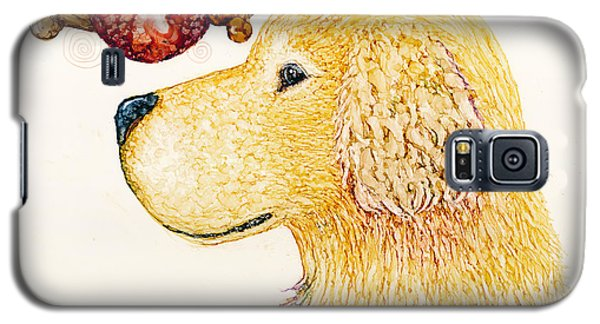 Golden Dreams Galaxy S5 Case
