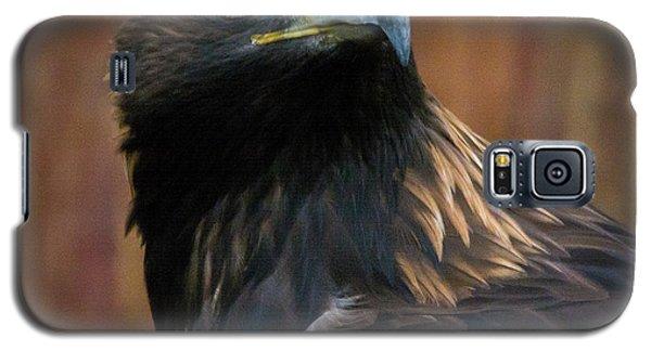 Golden Eagle 4 Galaxy S5 Case