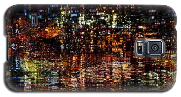 Golden Evening Galaxy S5 Case