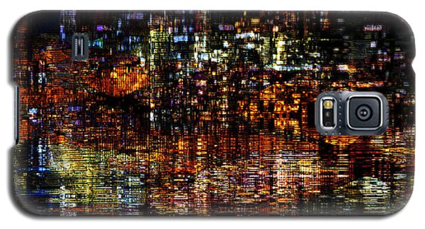 Golden Evening Galaxy S5 Case