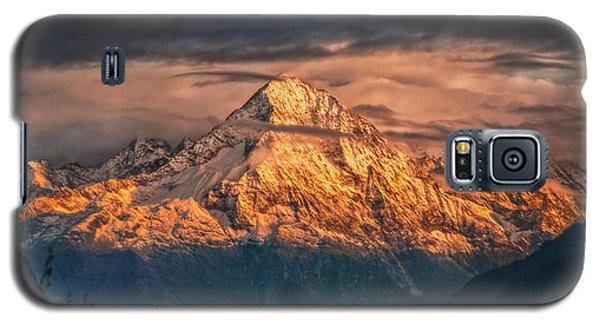 Golden Evening Sun Galaxy S5 Case
