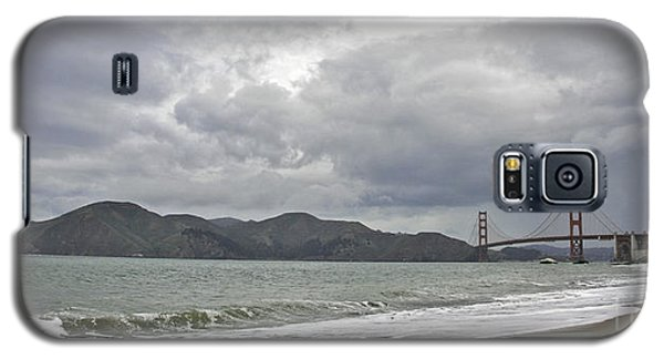 Golden Gate Study #2 Galaxy S5 Case