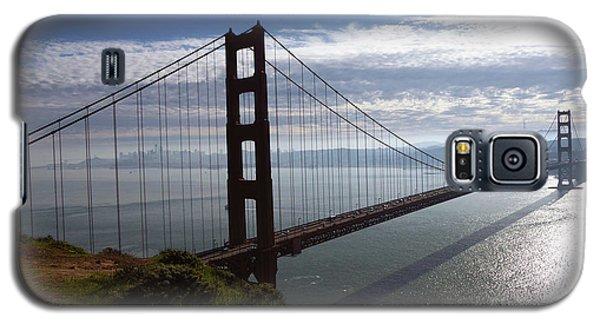Golden Gate Bridge-2 Galaxy S5 Case by Steven Spak