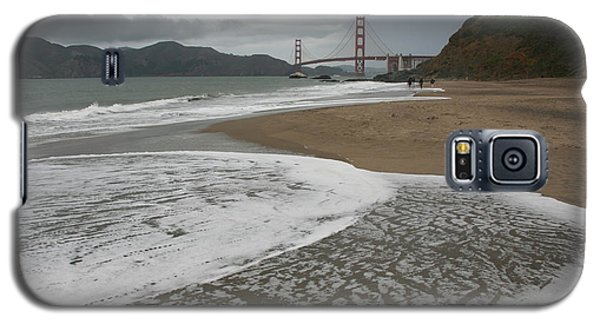 Golden Gate Study #3 Galaxy S5 Case