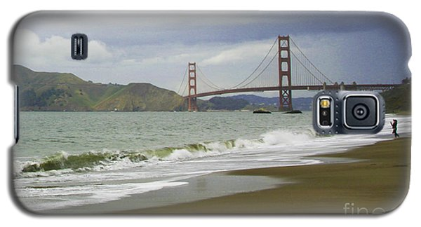 Golden Gate Bridge #4 Galaxy S5 Case