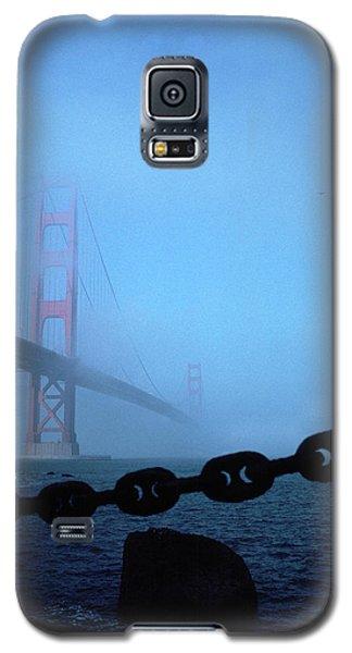 Golden Gate Bridge From Fort Point Galaxy S5 Case