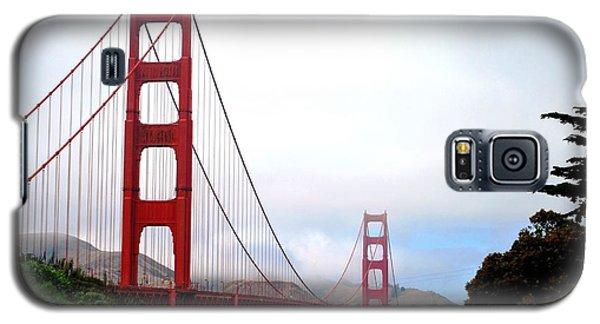 Golden Gate Bridge Full View Galaxy S5 Case