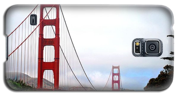 Golden Gate Bridge Full View Galaxy S5 Case