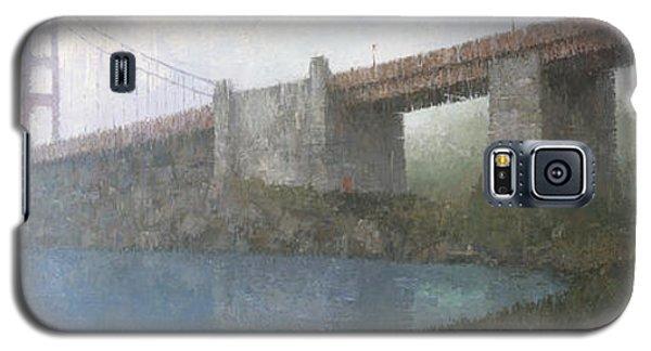 Golden Gate Bridge Galaxy S5 Case by Steve Mitchell