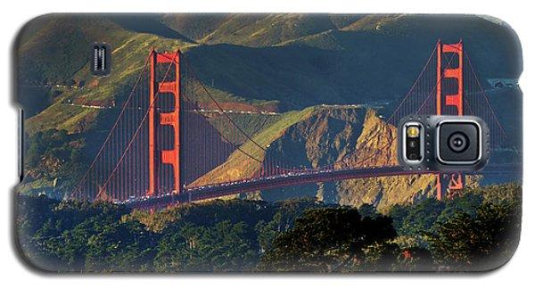 Golden Gate Bridge Galaxy S5 Case by Steven Spak