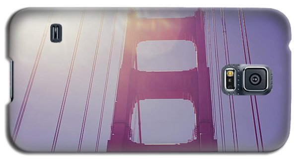 Golden Gate Bridge The Iconic Landmark Of San Francisco Galaxy S5 Case