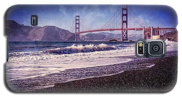 Golden Gate Galaxy S5 Case by Everet Regal