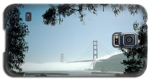 Golden Gate Fog  Galaxy S5 Case