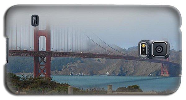 Golden Gate In The Clouds Galaxy S5 Case