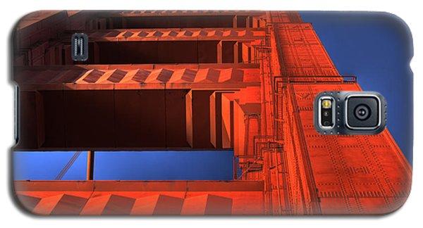 Golden Gate Tower Galaxy S5 Case