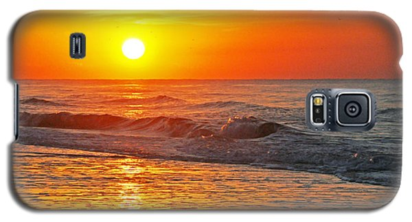Golden Glory Galaxy S5 Case