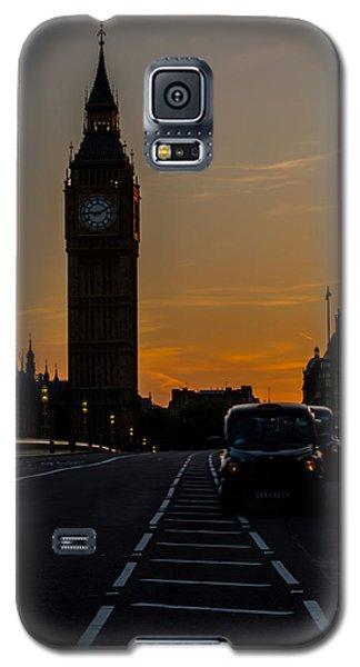 Golden Hour Big Ben In London Galaxy S5 Case