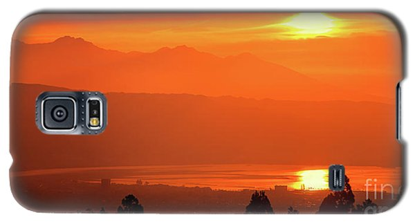 Golden Hour Galaxy S5 Case