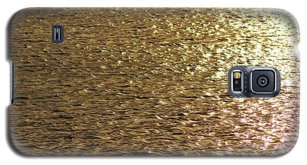 Golden Lake Galaxy S5 Case