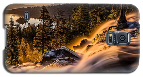 Golden Light By Mike Breshears Galaxy S5 Case