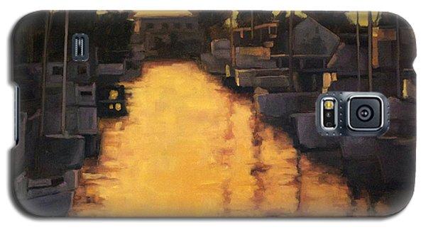 Golden Marina 2 Galaxy S5 Case
