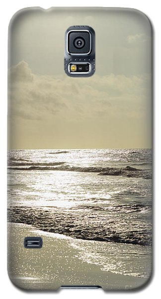 Golden Morning At Folly Galaxy S5 Case by Jennifer White