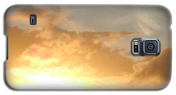 Golden Oahu Sunset Galaxy S5 Case