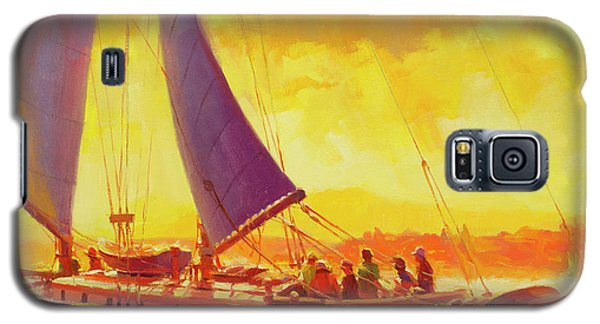 Golden Opportunity Galaxy S5 Case