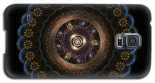 Golden Paradox Galaxy S5 Case