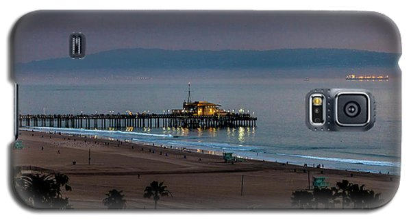 Golden Pier Galaxy S5 Case