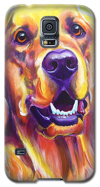 Golden Retriever - Jasper Galaxy S5 Case