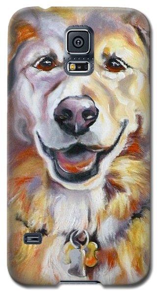 Golden Retriever Most Huggable Galaxy S5 Case