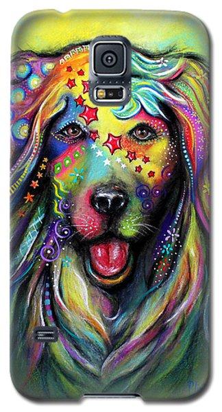 Golden Retriever Galaxy S5 Case by Patricia Lintner