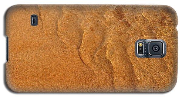 Golden Ripple Galaxy S5 Case