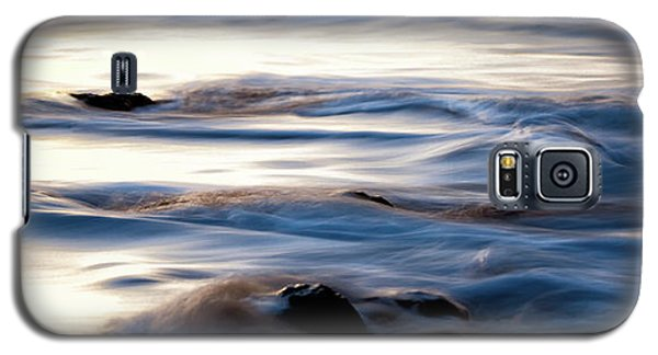 Golden Serenity Galaxy S5 Case