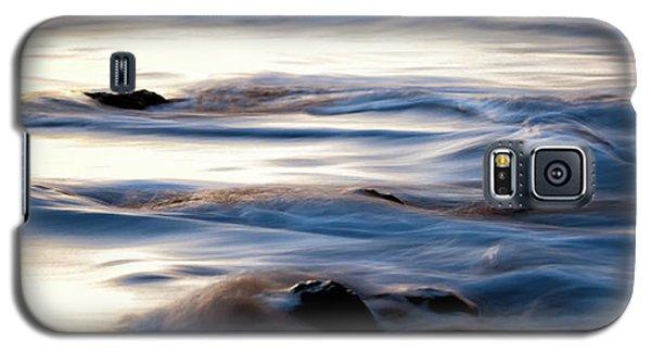 Golden Serenity Galaxy S5 Case