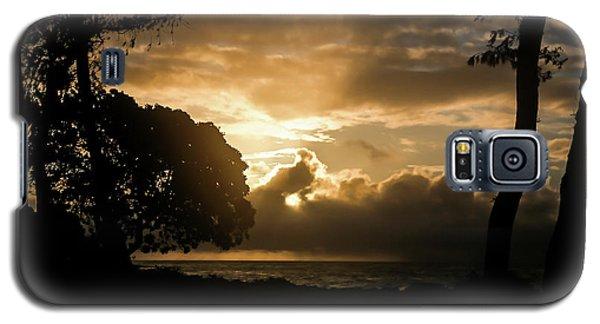 Golden Sun Galaxy S5 Case