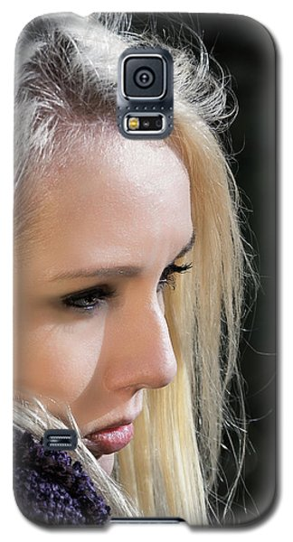 Golden Sunshine Galaxy S5 Case