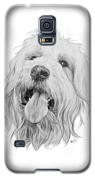 Goldendoodle Galaxy S5 Case