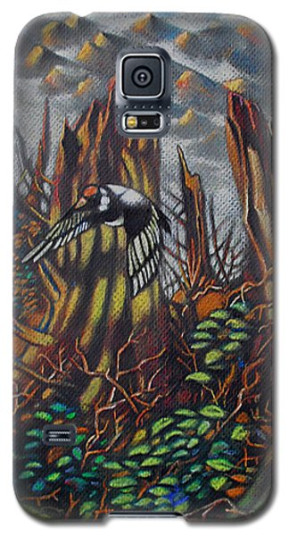 Goldfinch Galaxy S5 Case