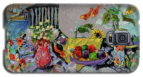 Goldfish Rumble Galaxy S5 Case by Sharon Furner