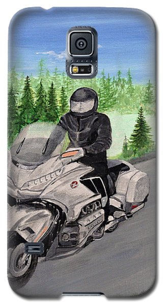 Goldwing Galaxy S5 Case