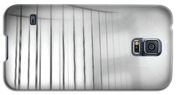 Golen Gate Fog Galaxy S5 Case