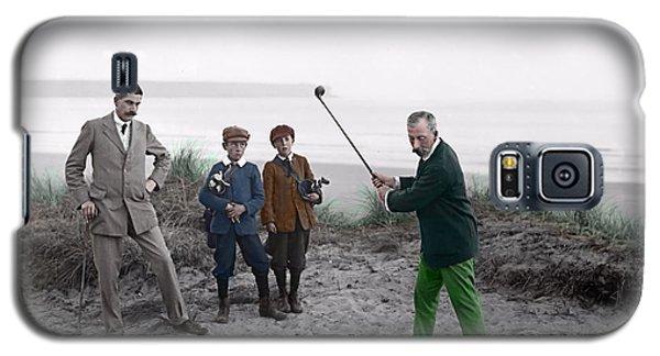 Golf 1907 Dream Galaxy S5 Case
