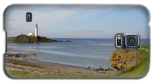 Golf At Turnberry Scotland Galaxy S5 Case by Jan Daniels