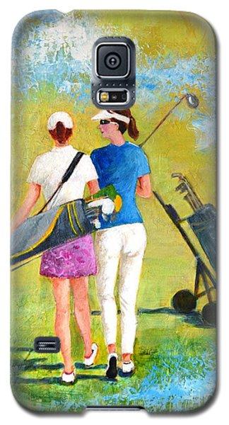 Golf Buddies #1 Galaxy S5 Case
