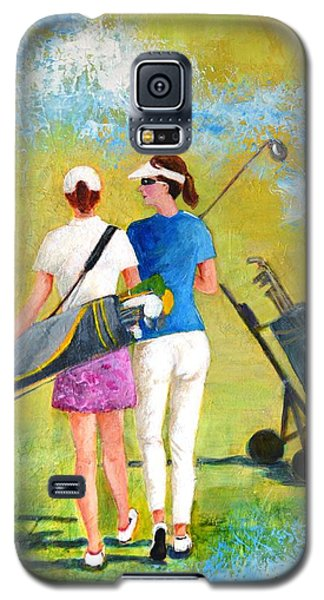 Golf Buddies #1 Galaxy S5 Case